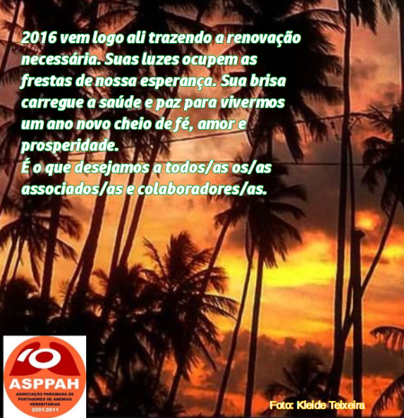 card ASPPAH 2016